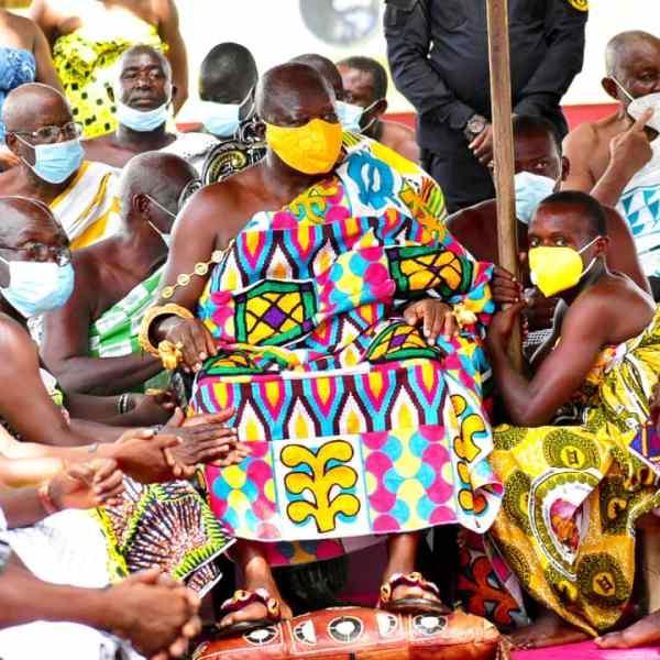 Otumfuo Nana Osei Tutu II Marks 71st birthday With May 9 Remembrance