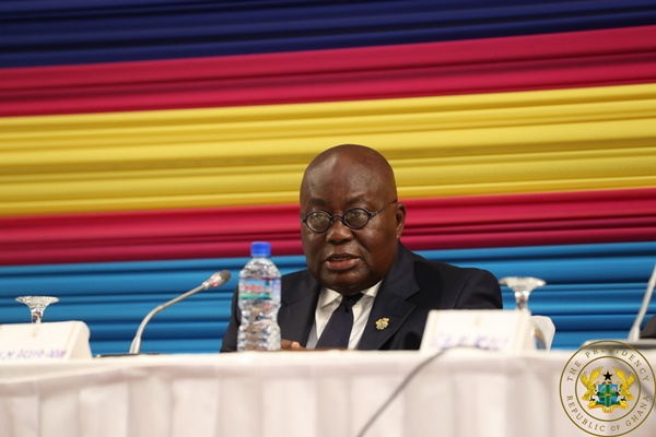 President Akufo-Addo Accepts Kissi Agyebeng's Nomination As Special Prosecutor; Seeks Parliamentary Approval