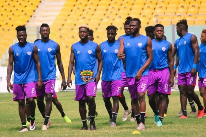 Hearts of Oak to know CAF Champions League opponents on Friday