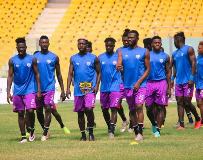 Boost for Hearts of Oak as trio returns for King Faisal game