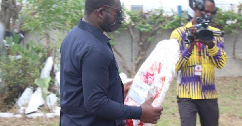 May 9 Commemoration: Kotoko CEO Nana Yaw Amponsah pledges support for bereaved families