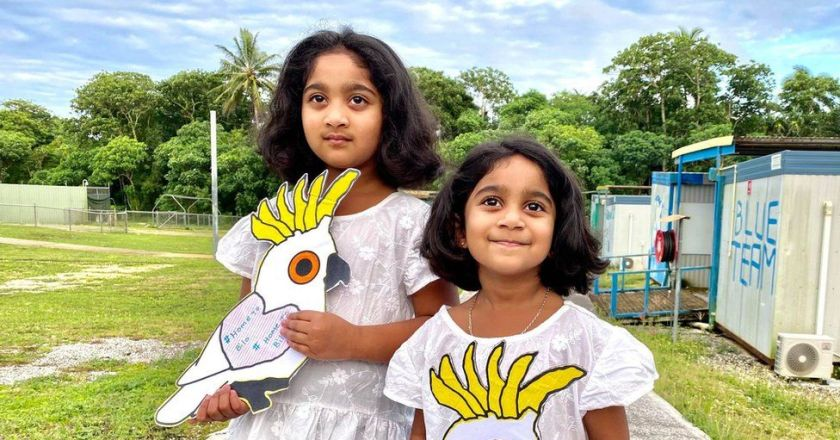Biloela: Australia pressured to free refugee family detained on Christmas Island