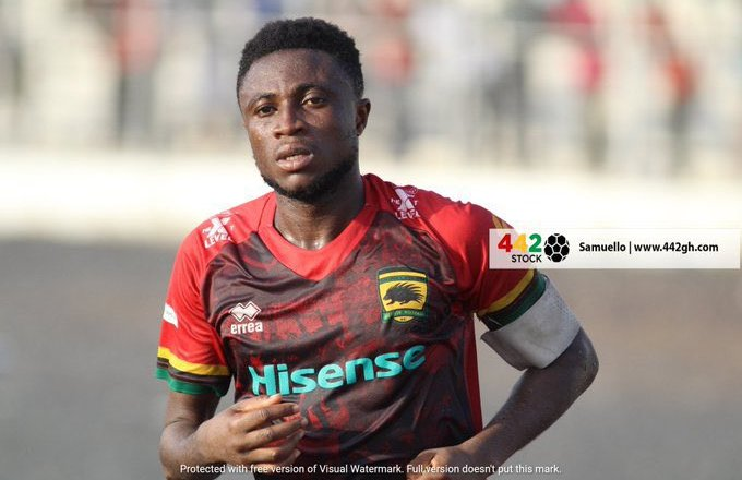 Emmanuel Gyamfi available for Hearts of Oak clash despite misconduct charge