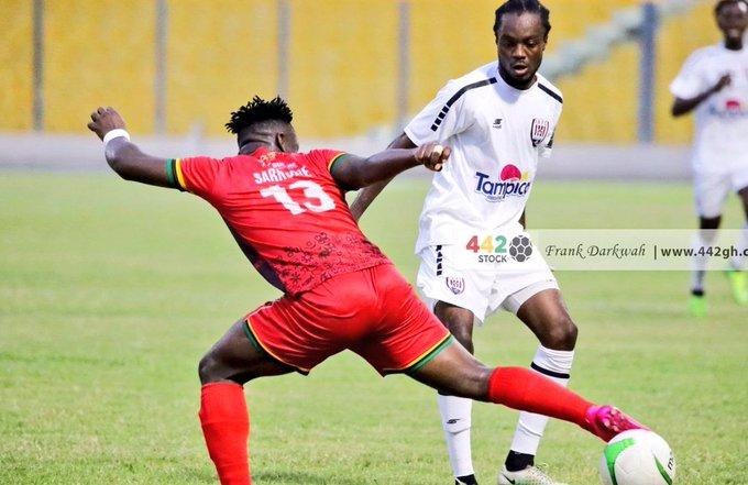 Asante Kotoko game against Inter Allies moved to Monday