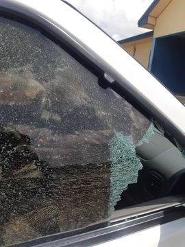 Gomoa-Okyereko: Bullion van attacked days after James Town incident