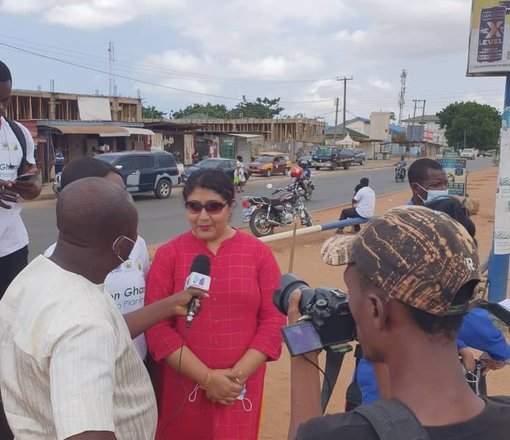 Kingdom Exim Supports Akufo-Addo's Ambitious Green Ghana Day