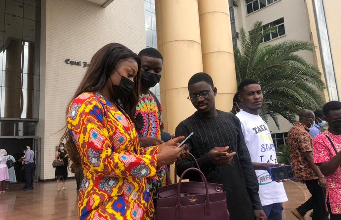 Accra High Court adjourns #FixTheCountry case to June 21 over late filing of documents