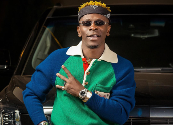 Shatta Wale apologises to road contractor