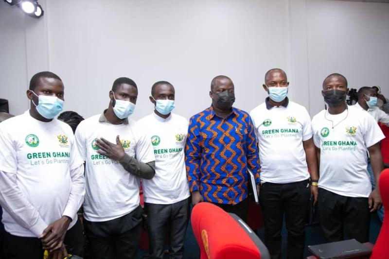 All is set for 'Green Ghana Day' to plant five million trees on June 11