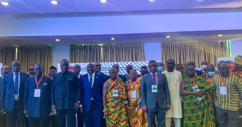 Collaborate to ensure new land act works – VP Bawumia