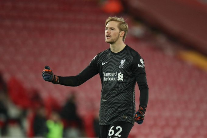 Liverpool goalkeeper Caoimhin Kelleher signs new five-year contract with club