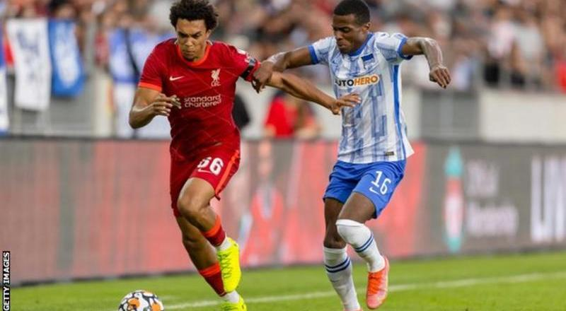 Trent Alexander-Arnold: Liverpool full-back signs new long-term deal