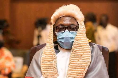 Supreme Court removes Justice Honyenuga from Opuni trial