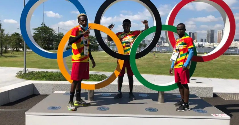 Tokyo 2020: Ghanaian Boxing trio progress to last 16 without throwing a punch
