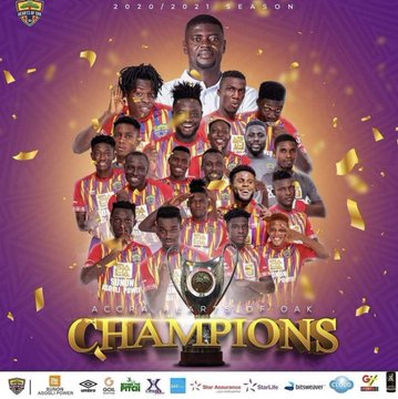 WAFA to give Hearts of Oak guard of honour on Saturday