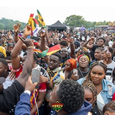 Sarkodie, Darkoo steal the show at 'Ghana Party in the Park'