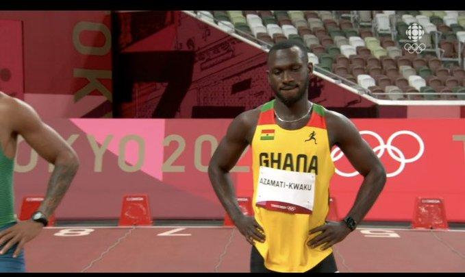Tokyo Olympics: Benjamin Azamati apologise for early exit