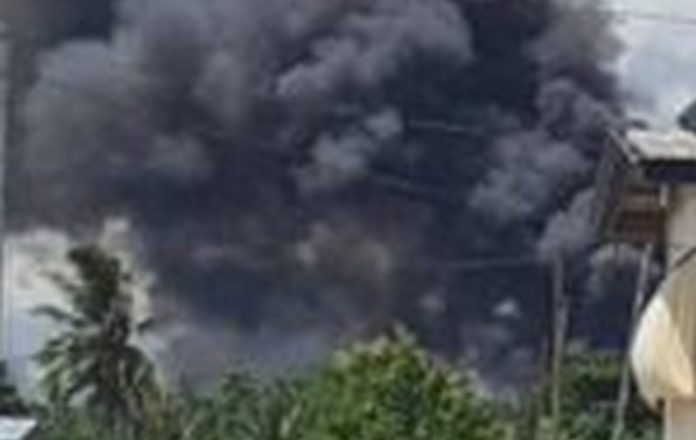 Military plane crash kills at least 45