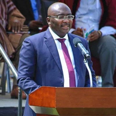 Dr. Bawumia Proposes Modified Taxation Regime For Informal Sector