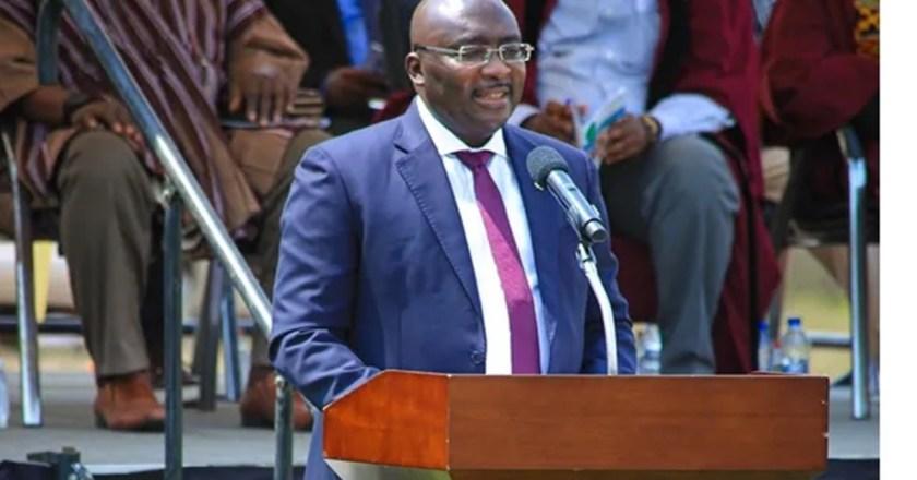 Digital Transformation Enablers' Taking Ghana To Next Level– VP Bawumia