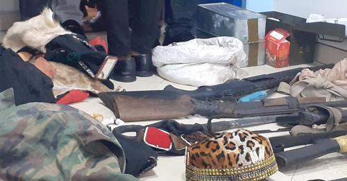 Eastern Region: Police kill two suspected robbers, retrieve ammunition