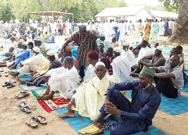 Muslims in Sandema observe Eid – ul-Adha in moderation