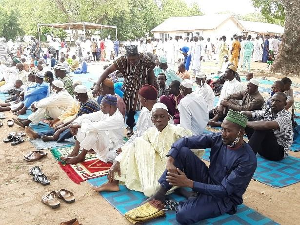 Muslims in Sandema observe Eid - ul-Adha in moderation