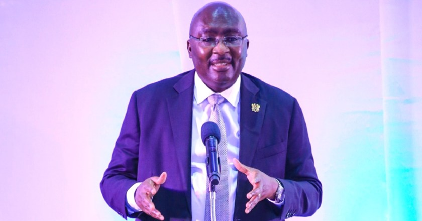 Social Inclusion, Alleviating The Suffering Of Ghanaians Have Been Our Government's Focus- Bawumia