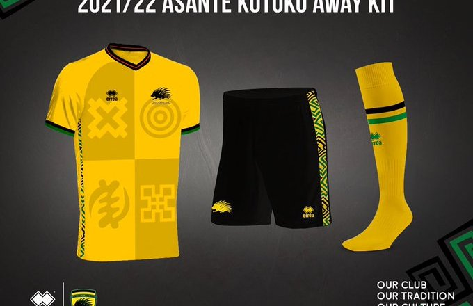 "Asante Kotoko unveils ""Adinkra"" inspired kits ahead of the season"