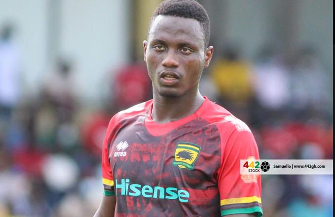 Kotoko midfielder Mudasiru Salifu set to tie the knot next month