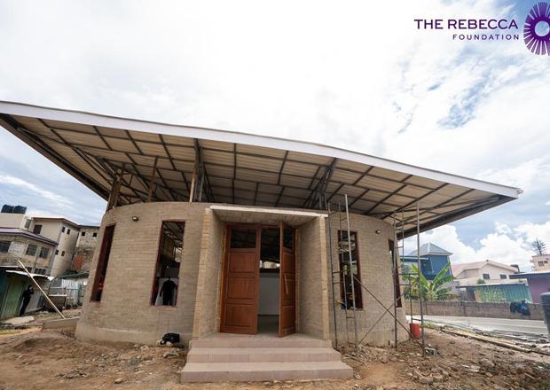 Rebecca Foundation Builds Crèches For Market Women
