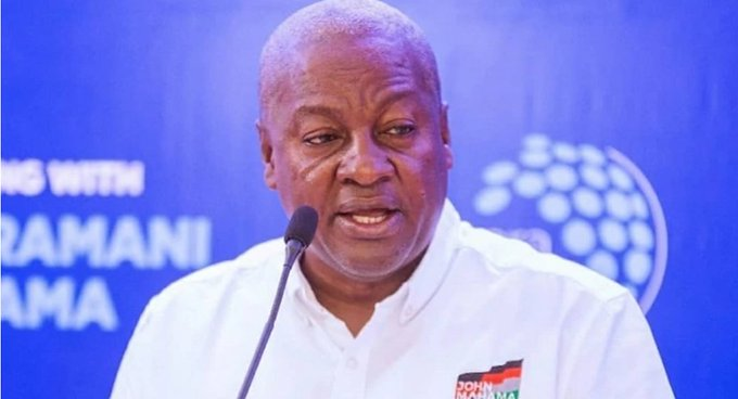 Mahama Rejects Agenda 111 Hospitals