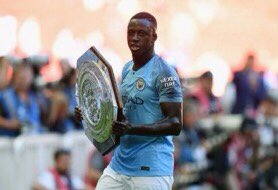 Benjamin Mendy: Man City footballer charged with four counts of rape