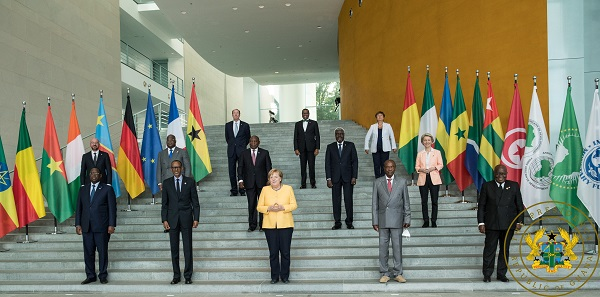 """""""G20 Compact With Africa Has Been Very Beneficial To Ghana"""" – President Akufo-Addo"""