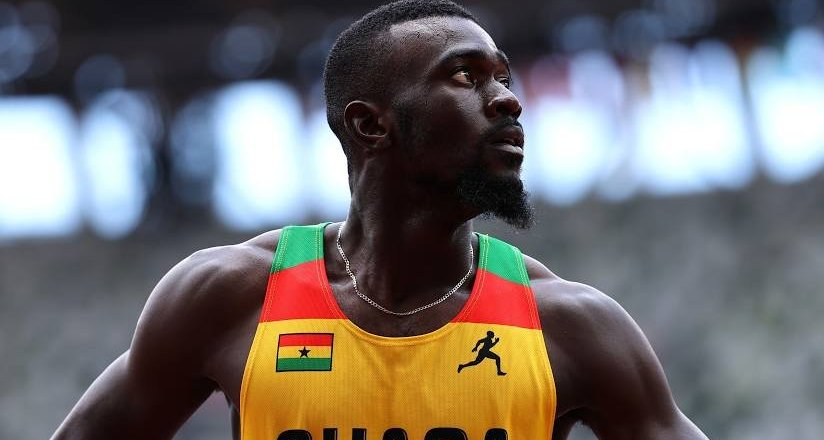 Tokyo 2020: Ghana's Joseph Paul Amoah misses out on 200 m final after finishing 4th in the semis