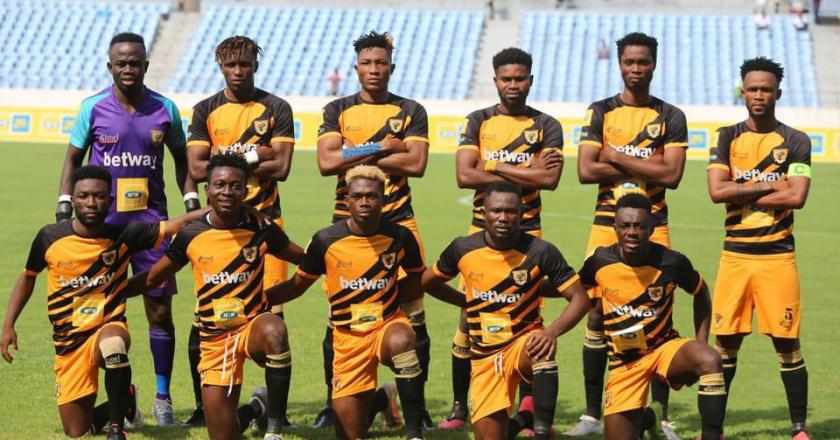 CAF rejects Ashantigold's request to represent Ghana in Confederation Cup