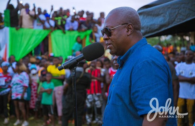2020 Elections: We Maintained Level Heads For Peace Of Ghana – Mahama