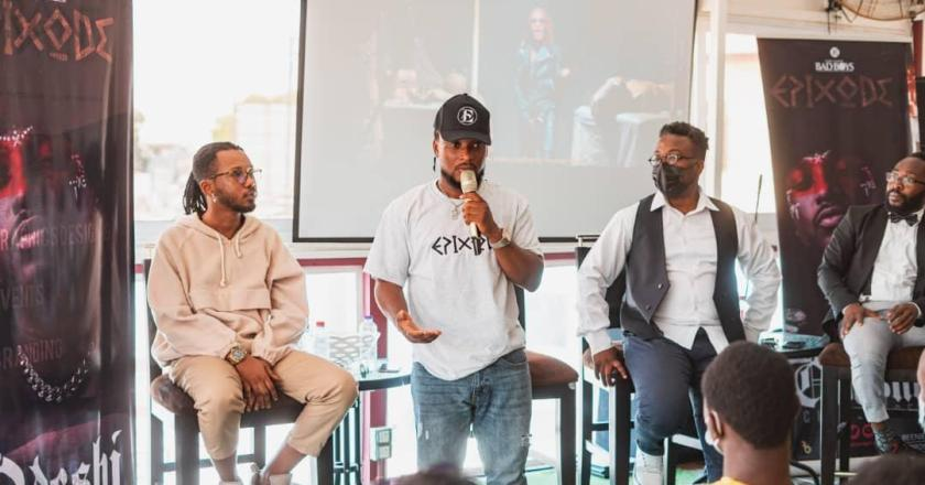 Epixode engages upcoming musicians in a music development seminar
