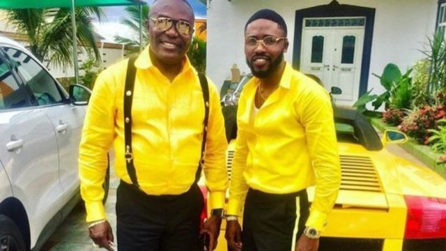 Ashantigold President Dr Kwaku Frimpong and son charged for match fixing