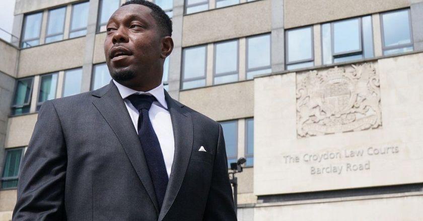 Dizzee Rascal: Rapper denies headbutting ex-girlfriend