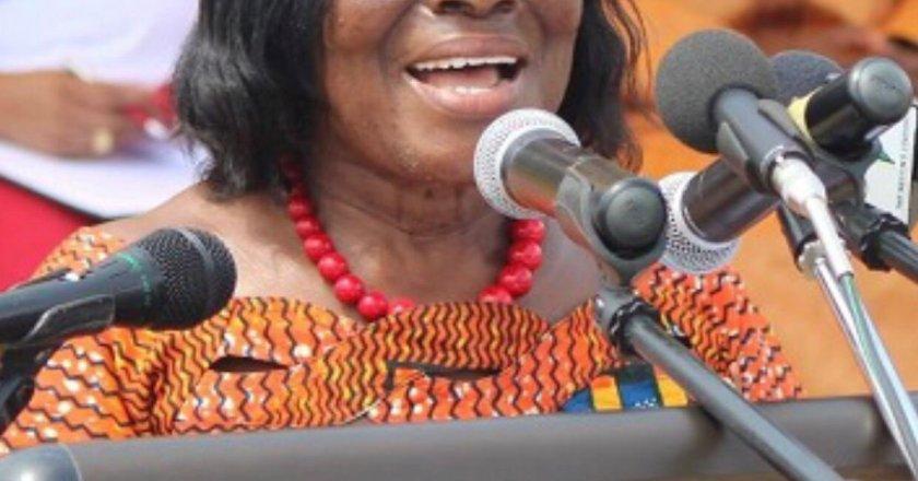 Ama Benyiwa Doe passes away