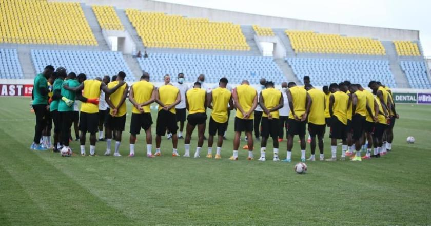 ROAD TO QATAR 2022: Training schedule for Ghana and Ethiopia