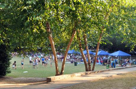 Garden Hills Play Field