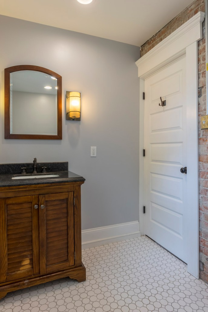 Gorgeous Red Tub Bathroom Remodel Columbus Ohio Home Improvement - Bathroom remodel columbus ohio