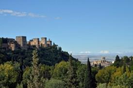 Alhambra und Kathedrale (Granada)