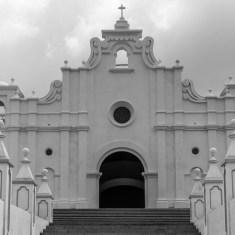 Kirche an der Ruta