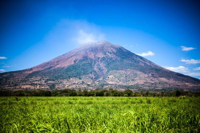 Volcan San Miguel