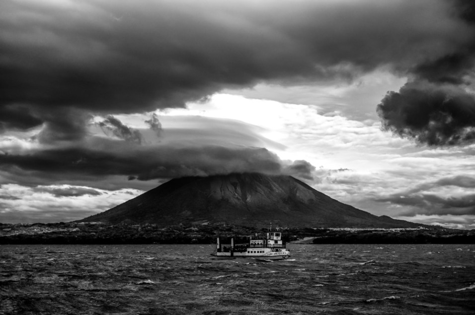 Ometepe with Ferry