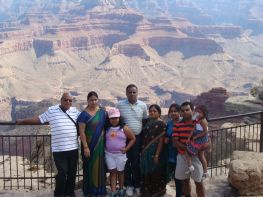2Grand Canyon south rim