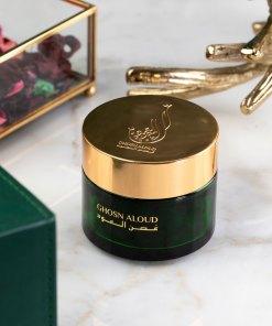 incense oud luxury kalimantan Ghosn aloud